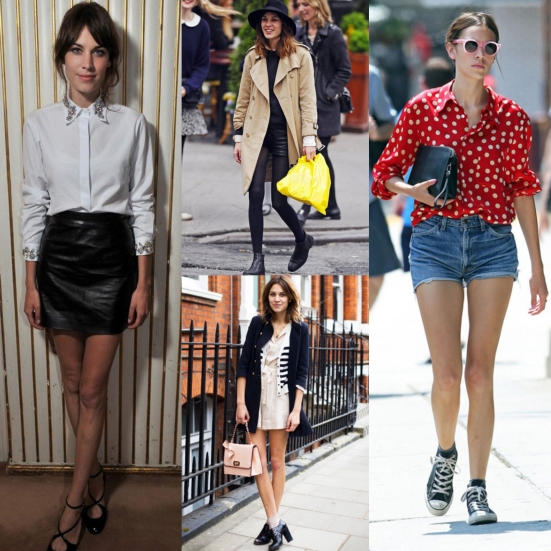 Where-Alexa-Chung-Style-Online-Grey-Sweater-Dress_Fotor_Collage